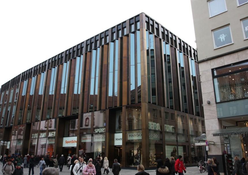 Einzelhandelimmobilien München